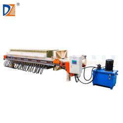 Traitement des boues de forage de filtre à membrane automatique Appuyez sur l'équipement