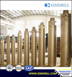 La explotación de canteras Griotte DTH Bit para agujero grande alta presión de aire martillos DTH DHD1120 para equipos de perforación