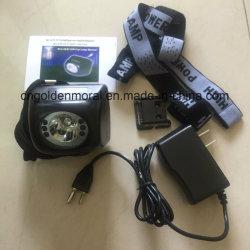 デジタルおよびポータブル LED 採掘安全ヘッドランプ Kl4.5lm ( B ) 石炭採掘用ライトヘッドランプ