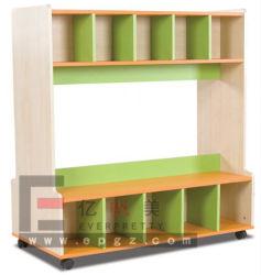 Schrank-Garderobe des Qualitäts-Kind-Kindertagesstätte-Möbel-Kindes