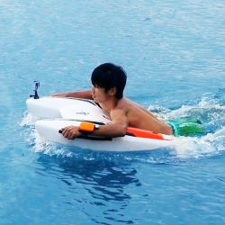 De elektrische StraalAutoped van het Water van de Boot van het Stuk speelgoed van de Motorboot van de Surfplank van de Ski