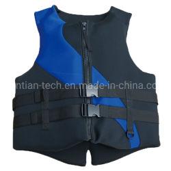 泡のライフジャケットの安全および水難救助のネオプレンの救命胴衣のウォーター・スポーツおよび余暇
