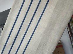 ホームテキスタイル用のブルーストライプスタイルの寝具ファブリックキルトカバー