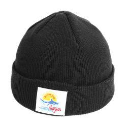 Regalo promozionale cappello caldo in maglia in acrilico Unisex Adulti personalizzati Cappellino invernale