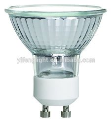 Halogen-Glühlampe, Glasdeckel, Dimmable