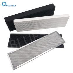 Filtri pieghettati carbonio attivati dall'elemento filtrante del purificatore dell'aria delle fasi del rimontaggio 5 HEPA