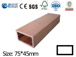 WPC بلانك مع SGS CE FSC ISO من أجل Pergola Beam Garden Planck من أجل Fence Bench Dusbin decing Lhma112