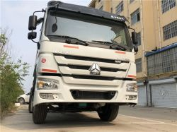 Usa Sinotruck HOWO 336 371 420 CV Tractor Jefe 6X4 6X2 de 10 Ruedas Tractor Truck en venta