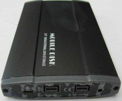"""Vo2.5 """" USB 2.0&Firewire 800/400 aan Bijlage SATA/IDE HDD (hs-hdb-250CB) lleyball (DSC00263)"""