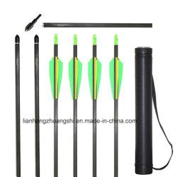 Ora il tubo della fibra del carbonio dell'asta cilindrica della freccia più popolare