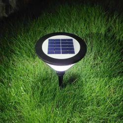 방수 IP65 경제적인 중국 고품질 Hot Sale Solar LED 정원 조명의 잔디 조명 간단한 태양 잔디 조명