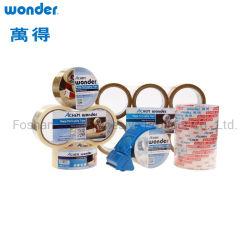 BOPP / OPP auto-adesivo acrílico fita de vedação da caixa de embalagem com o logotipo personalizado