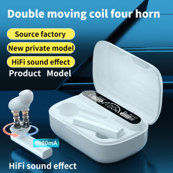 سماعات الأذن الصغيرة الاستريو لسماعة الرأس X5 Bluetooth V5.1 TWS سماعة رأس لاسلكية