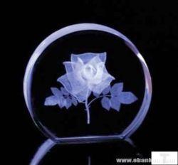 Gravure laser de cristal produit (JD Crystal)
