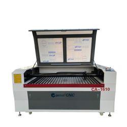 قوة 80 واط، 100 واط، التغذية التلقائية، تقنية الليزر 3D CO2، آلة قص، ماكينة تسوية بالنسبة للخشب الرقائقي المصنوع من المطاط الألياف الزجاج أكريليك CNC سعر ماكينة الليزر