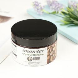 Mascherina di erbe organica dei capelli di cura di capelli per capelli che nutriscono e che lisciano