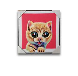 Pintura al Óleo hechas a mano en la decoración del hogar el arte abstracto Animal Óleo