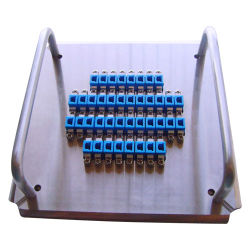 40 de Oppoetsende Inrichting Connecto van de positie Mc/Upc van het Koord en de Vlecht van het Flard voor htp-15c Oppoetsende Machine