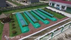 住宅地域 Fmbr 下水処理設備水処理を統合 植物下水処理 MBR 国内廃水処理