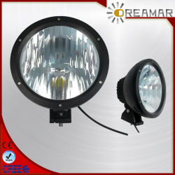 """9"""" 10V-30V 2*25W CREE LED phare de travail d'inondation avec faisceau européenne"""