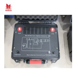 Cable de prueba y fallo portátil del Sistema de localización en baja y media tensión Cables de alimentación