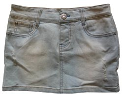 2014 Fashion горячей продаж Уважаемые юбка джинсы