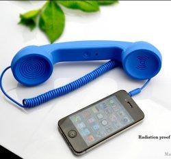 3.5Mm Mic Bonjour Retro combiné de téléphone mobile pour iPhone4/4s