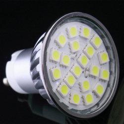 2011 neues LED Birnen-Licht 5.2W, SMD5050 (CD-SL007-SMD24-GU10)
