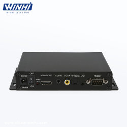 Precio mayorista Full HD HDMI botón de salida Control de Video Player