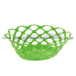 Plastic fruit Food Tray Injection Mold Plastic Wash Basket Molding