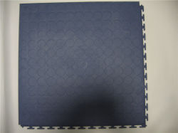 Verborgen verbindingsvergrendeling PVC-tegel - 500x500x7mm