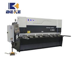 Beke QC11y Eston 2mm tôle hydraulique CNC Guillotine Prix de la machine de cisaillement