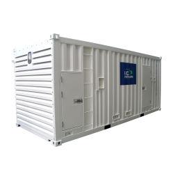 特別な移動式発電機装置の容器