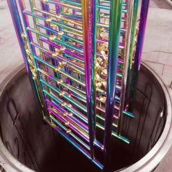 أثاث من الفولاذ المقاوم للصدأ آلات طلاء من المعدن PVD