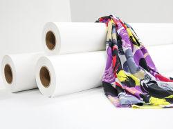 Secagem rápida de Sublimação de rolo de papel para transferência de calor