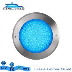 Ультра тонкий толщиной 8 мм СВЕТОДИОДНЫЙ ИНДИКАТОР ЗАПОЛНЕНИЯ полимера под водой бассейн лампа