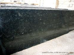 床の壁カバーのための中国の安い花こう岩のVerdeの蝶砂の発破を掛けられたか、または磨かれるまたは砥石で研がれた石造りの平板か花こう岩のタイル