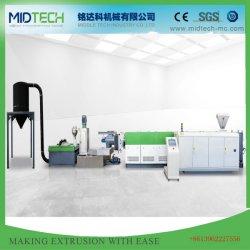 기계 폐기물 Plastic/PE PP 플라스틱 재생 기계 또는 플라스틱에 의하여 재생되는 과립 만들기 재생