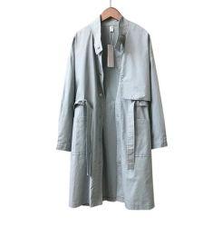 معطف طويل جديد للأكمام عند الوصول للنساء
