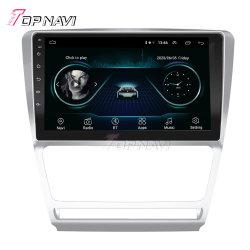 9-дюймовый Android Auto автомобильный радиоприемник для Skoda Octavia 2007-2014 стерео видео плеер Autoradio мультимедийная система навигации GPS 2 DIN