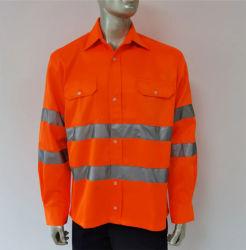 Fita refletiva avental de vestuário de trabalho e uniformes