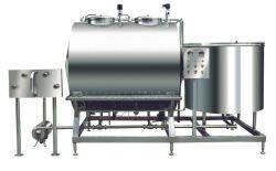 우유 음료 식품 화장품 우유 파스테파시라이저 CIP 세척 시스템