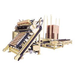 중국 기계를 네일링하는 자동적인 목제 세로 침목 깔판