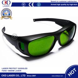 Лазерный Multi-Wavelength защиты защитных очков Goggle