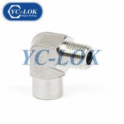 Preiswerte Import-Produkte, die 90 Rohr-Verbindungsstück-Krümmer-Adapter des Grad-SS304 verringern