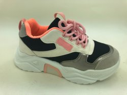 بيع المصنع مباشرة الرياضة العادية أحذية الترفيه عالية الجودة للأطفال