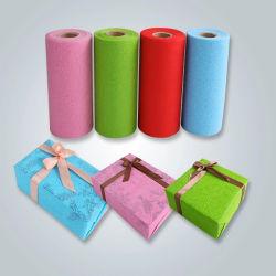 La vente directe d'usine de tissu non tissé, Rouleau de tissu à bas prix (Sunshine)