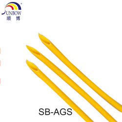 Bon diélectrique et gaine tressé en fibre de verre Oil-Resistance enduits de résine acrylique