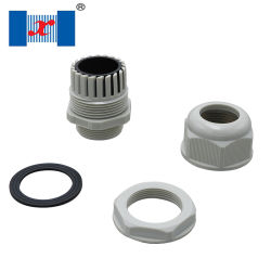 Hnxのナイロン適用範囲が広い補強された高品質の防水特別なコネクター