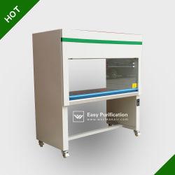 Acabado de pintura en polvo Caliente personalizado el flujo de suministro de aire vertical de ventas banco de trabajo limpio